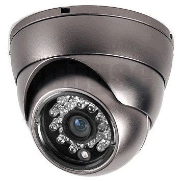 camara de vigilancia longse domo 720p-1000tvl, 1.4mp