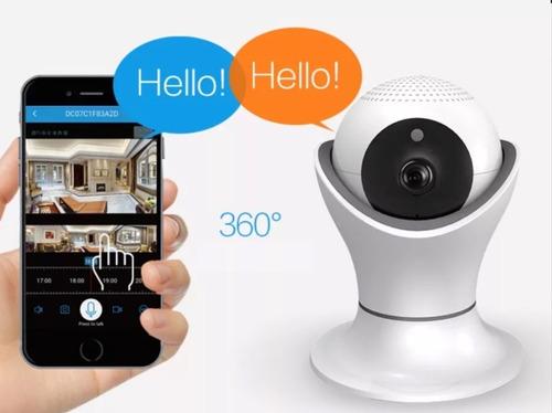 cámara de vigilancia wifi para el hogar