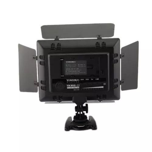 cámara de yongnuo yn300-ii 300 led \/ luz de video con