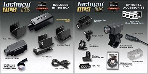 camara del casco tachyon ops fullhd 1080p