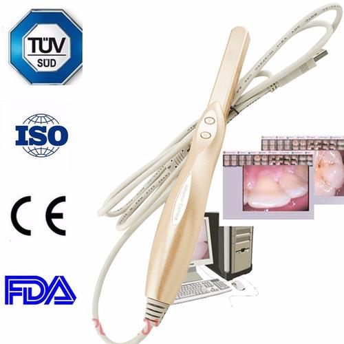 camara dental intraoral dinamica de alta resolución y 6-led
