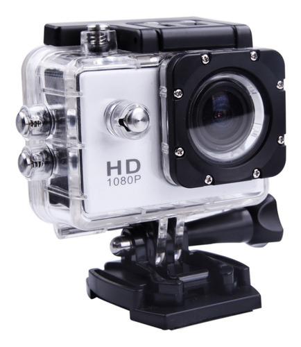 camara deportes accesorios sumergible hd 1080p