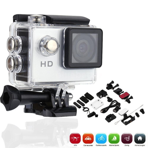 cámara deportes sj4000 sports cam 1080hd 5 mpx comprotas