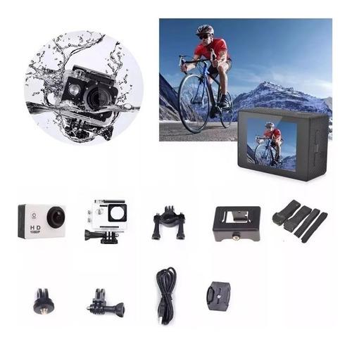 camara deportiva 4k sport video sd accesorios
