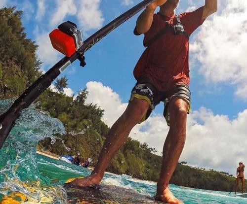 cámara deportiva 4k ultra hd a prueba de agua con wifi.