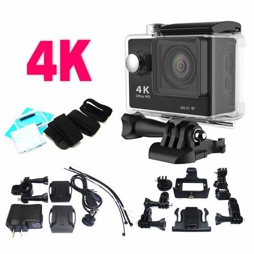 cámara deportiva 4k wifi 1080p ultra hd moto deporte extremo