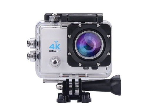 cámara deportiva 4k wifi accesorios