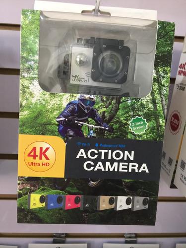 cámara deportiva 4k wifi, mejor precio-nuevas-importafacil