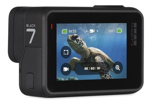 cámara deportiva accion gopro hero 7 black fotografia video