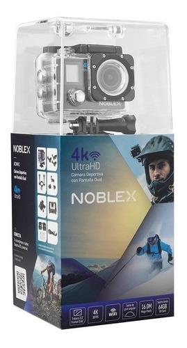 camara deportiva action cam 4k noblex acn4k1