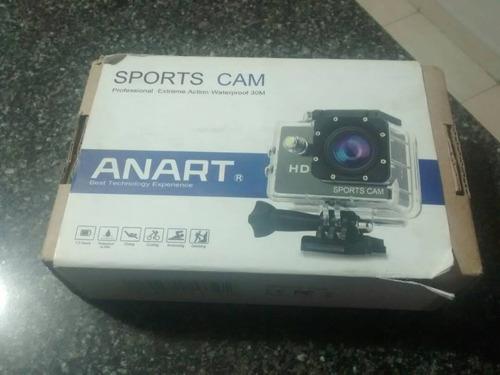 cámara deportiva anart