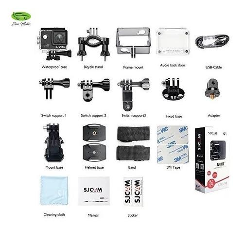 cámara deportiva de video sjcam sj4000 wifi 100% original