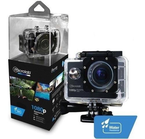 camara deportiva extreme isport pro 1080p microlab prophone