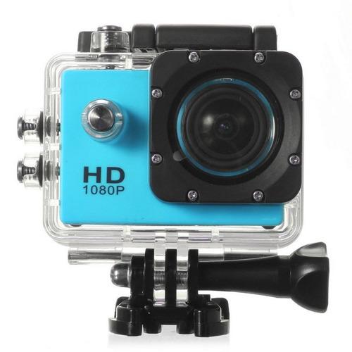 cámara deportiva full hd 1080p