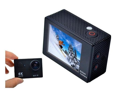 cámara deportiva full hd wifi con control