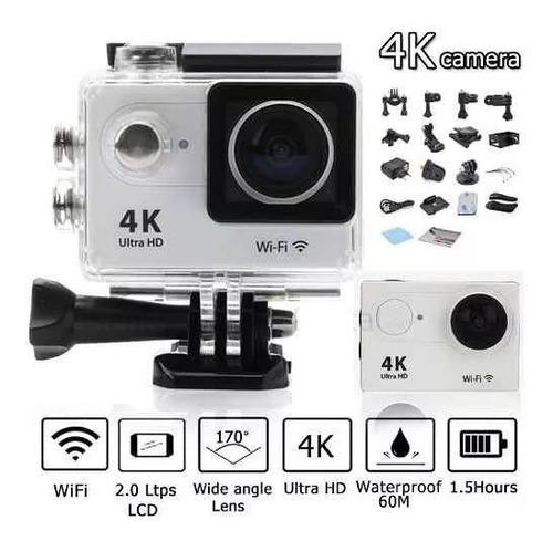 camara deportiva go pro 4k wifi action cam 16mp full hd 1080