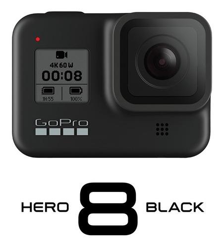 cámara deportiva gopro hero 8 black