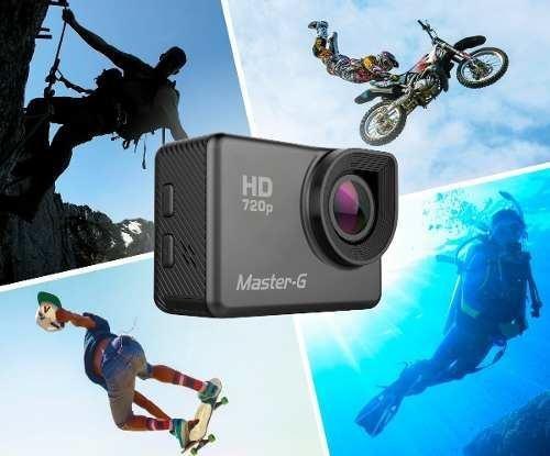 cámara deportiva hd 720 master g