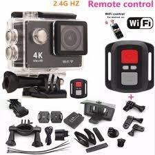 cámara deportiva hd+control remoto wifi/hdmi/envio gratis