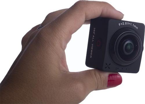 camara deportiva kelyx kl360 1080p 8mp wifi h.264 sumergible
