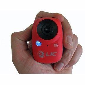 cámara deportiva liquid image ego - rojo