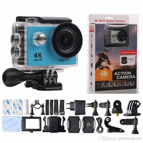 cámara deportiva moto carro action 4k hd 1080p wifi control