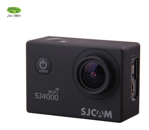 cámara deportiva sjcam sj4000 wifi, 1080p, 100% original