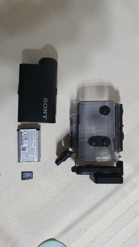 camara deportiva sony action cam as 50.