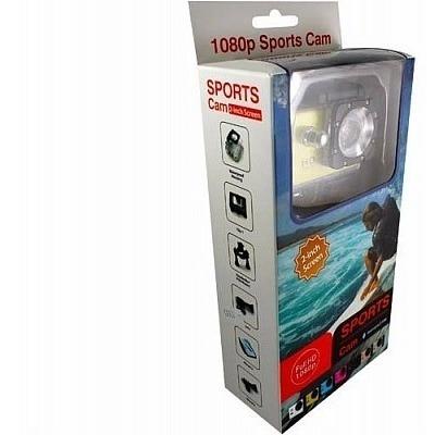 camara deportiva sport cam hd 1080p sumergible 30 metro