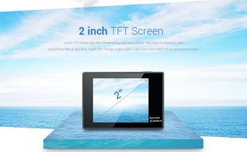 camara deportiva sport cam sumergible 30 mts 1080p hd oferta