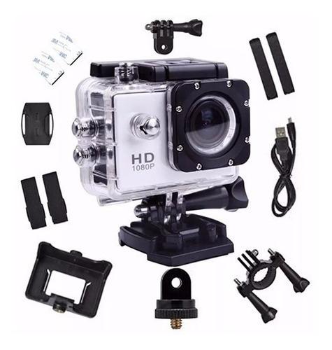 cámara deportiva sportcam wi-fi 1080p compatible con android
