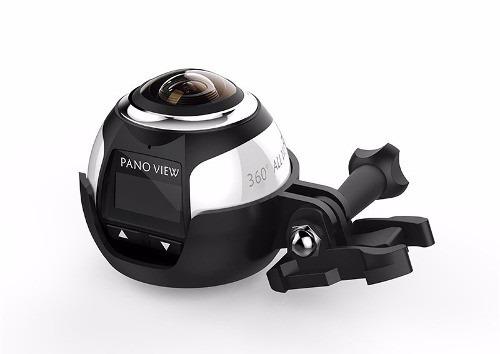 camara deportiva videos 360° v1 wifi 4k aprueba de agua 16mp