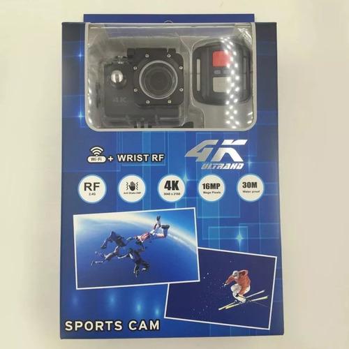 camara deportiva wifi 4k + control