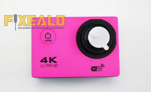 camara deportiva wifi 4k hd tipo go pro sumergible accion