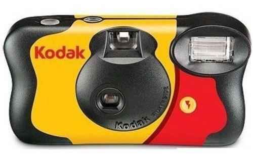 cámara desechable kodak [cámara] 3pack- envío gratis