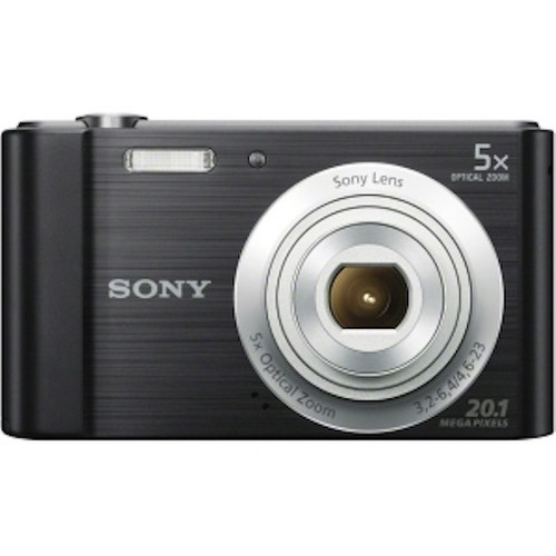 camara digital 2.7 sony 20.1 megapixeles zoom hd original