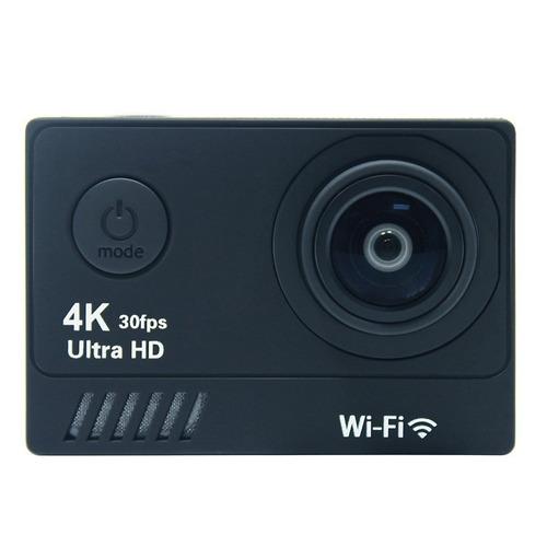 cámara digital 4k wifi kolke con accesorios districomp