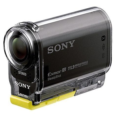 cámara digital acuática as20 con wi-fi camara de acción