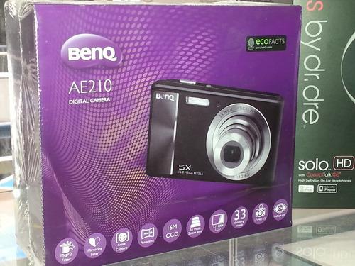 camara digital benq ae210  nueva con garantia