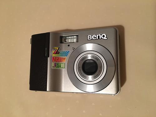 camara digital benq dc c750