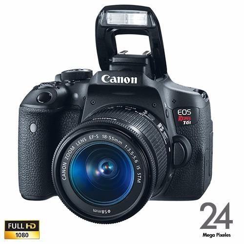 cámara digital canon eos 60d 18 mp entrega inmediata