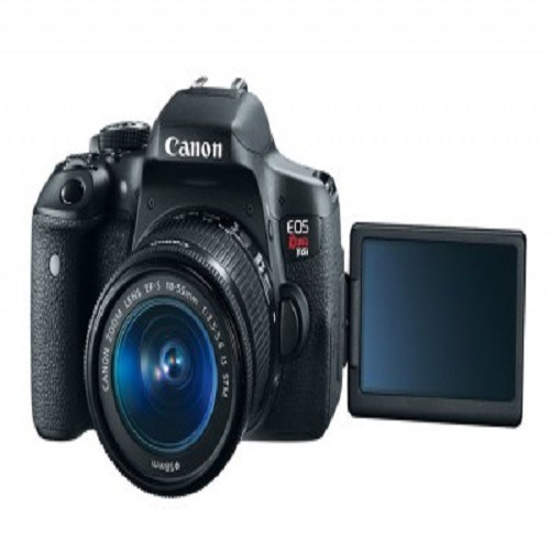 cámara digital canon eos rebel t6i, 24,2 mp, 1920 x 1080p