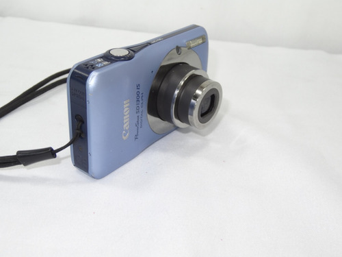 camara digital canon modelo powershot sx1300 is 12.1 mpx