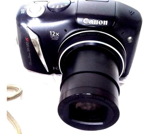 cámara digital canon power shot sx130 is 12.1 megapixeles