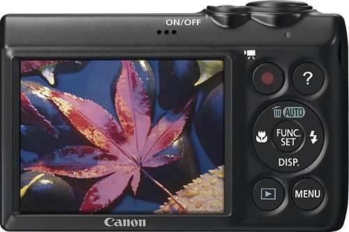 cámara digital canon powershort a810 16 megapixeles
