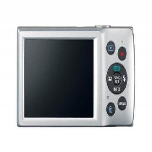cámara digital canon powershot elph 180 plata