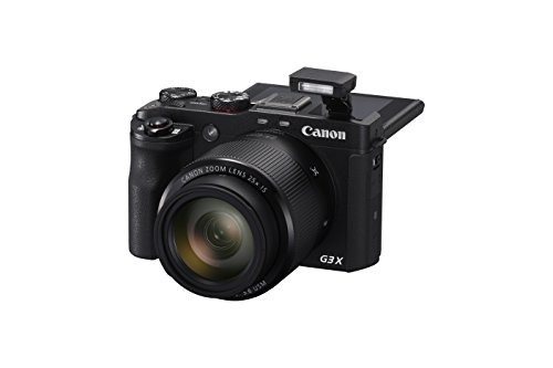 cámara digital canon powershot g3 x con sensor 1 pulgada y z