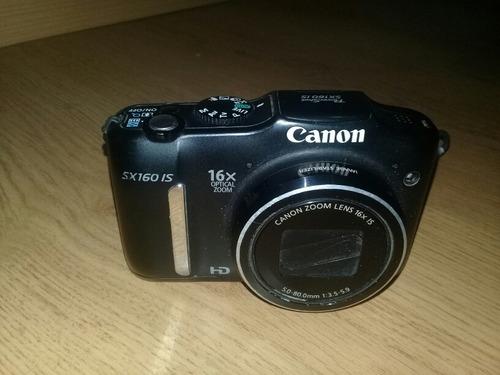 camara digital canon powershot sx 160