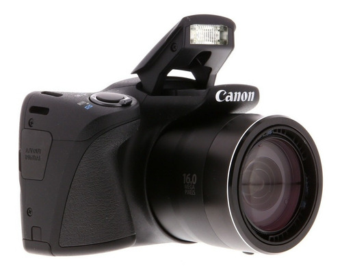 camara digital canon powershot sx400 zoom optico 30x hd 720p