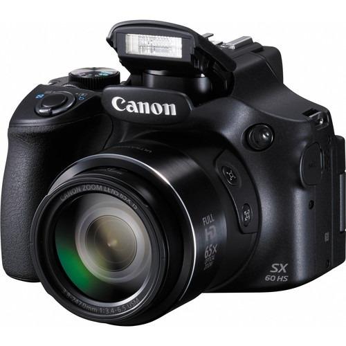 cámara digital canon powershot sx60 hs | envío gratis